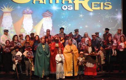 """Grupo de Reis """"Folclore dos Rosais""""- Auditório Municipal das Velas (c/ vídeo)"""