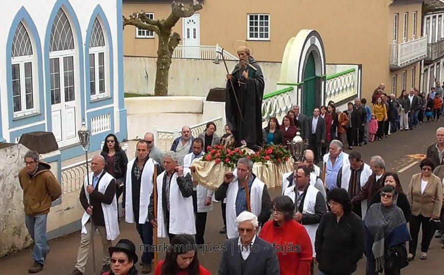FESTA DE SANTO ANTÃO (Procissão) – Santo Antão / Ilha de São Jorge (c/ vídeo)