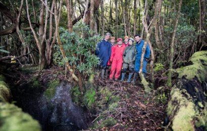 Espeleo-Triângulo 2018 – Ilhas de São Jorge, Pico e Faial (30 de Janeiro a 9 de Fevereiro)