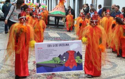 DESFILE DE CARNAVAL – VELAS 2018 – Ilha de São Jorge (c/ reportagem fotográfica)