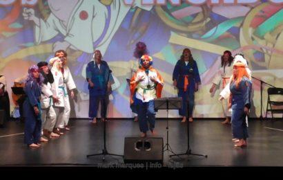 BAILINHO DE CARNAVAL DA CÂMARA MUNICIPAL DE VELAS ATUOU NO AUDITÓRIO MUNICIPAL – (1º excerto de 3) – Ilha de São Jorge (c/ vídeo)