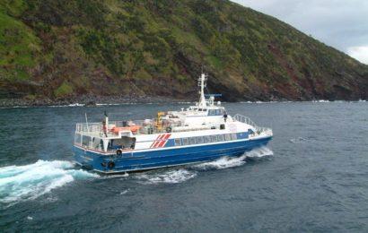 """""""Expresso do Triângulo"""" poderá voltar a navegar – Atlânticoline pondera recuperar antigo catamarã para substituir navio encalhado"""