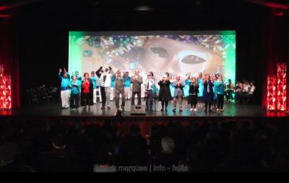 BAILINHO DE CARNAVAL DO GRUPO DE FOLCLORE DE ROSAIS ATUOU NO AUDITÓRIO MUNICIPAL – (3º excerto de 3) – Ilha de São Jorge (c/ vídeo)