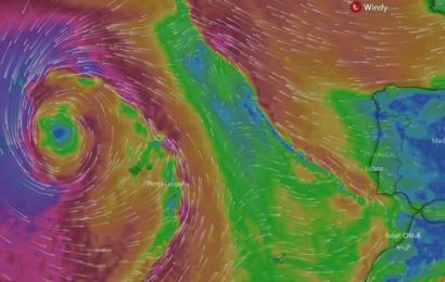Ilhas Flores e Corvo sob aviso laranja devido a agitação marítima e vento