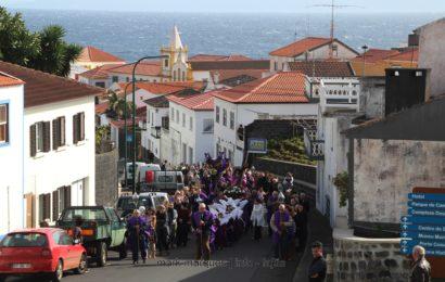 PROCISSÃO DE PASSOS – Vila das Velas – Ilha de São Jorge (c/ reportagem fotográfica)