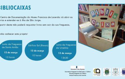 MUSEU FRANCISCO LACERDA – Projeto BIBLIOCAIXAS visita várias freguesias na Ilha de São Jorge.