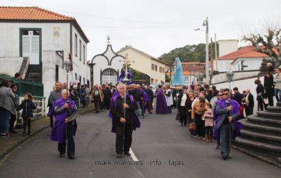 PROCISSÃO DE PASSOS – Urzelina – Ilha de São Jorge (c/ vídeo)