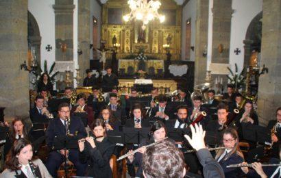 Orquestra Regional Lira Açoriana atuou na Igreja Matriz de São Jorge –  Velas – Ilha de São Jorge