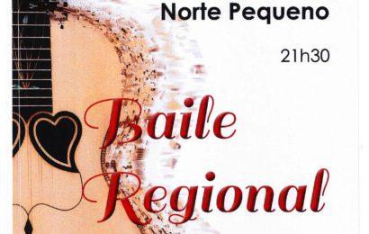 BAILES REGIONAIS – NORTE PEQUENO – Ilha de São Jorge (Próximo dia 31 de Março)