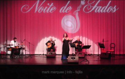 NOITE DE FADOS (Vânia Sousa) – AUDITÓRIO MUNICIPAL DE VELAS – Ilha de São Jorge (c/ vídeo)