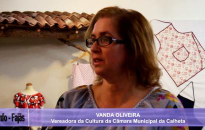 CURSO DE CORTE E COSTURA, promovido pelo Município da Calheta – Ilha de São Jorge (c/ vídeo)