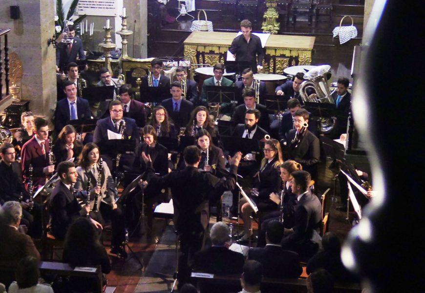 Orquestra Regional Lira Açoriana em concerto na Igreja Matriz de São Jorge – Velas – Ilha de São Jorge (c/ vídeo)