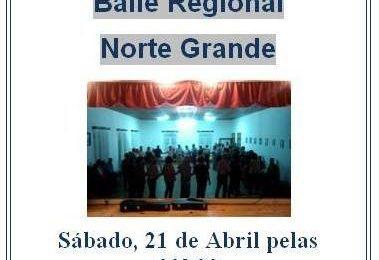 BAILES REGIONAIS NO NORTE GRANDE – Ilha de São Jorge (Próximo Sábado dia 21)