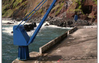 Obra de requalificação do Porto do Topo, adjudicada por mais de 6 ME (730 dias para executar) – Ilha de São Jorge