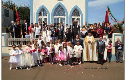 COROAÇÃO DO DIVINO ESPÍRITO SANTO (2º Jantar) – Santo Antão – Ilha de São Jorge (c/ vídeo)
