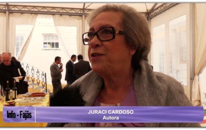 """Lançamento do livro """"GASTRONOMIA JORGENSE"""" de Juraci Cardoso – Ilha de São Jorge (c/ vídeo)"""
