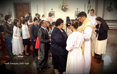 MISSA – DIVINO ESPÍRITO SANTO (2º Jantar) – Santo Antão – Ilha de São Jorge (c/ vídeo)