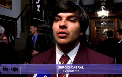 Orquestra Regional Lira Açoriana em concerto na Igreja Matriz de São Jorge – Velas – Ilha de São Jorge (Entrevistas) (c/ vídeo)