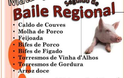 Casa do Povo de Velas, promove Jantar e Bailes Regionais (5.05.2018) – Ilha de São Jorge
