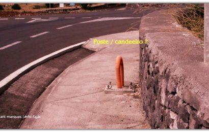 Iluminação Pública do troço Estrada Regional 1 – 2ª à entrada da Vila das Velas – CDS questiona Governo