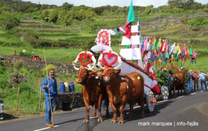 CORTEJO DO BANDO – MANADAS – Ilha de São Jorge (c/ vídeo)