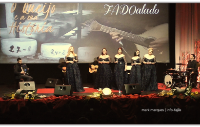 FADOalado nas Festas de São Jorge – Auditório Municipal de Velas – Ilha de São Jorge (c/ vídeo)
