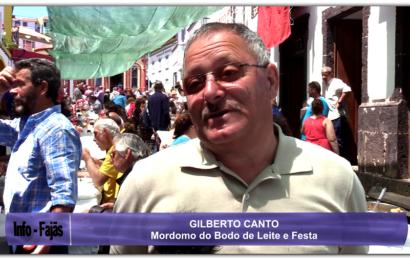 BODO DE LEITE NA VILA DO TOPO (Entrevista) Ilha de São Jorge (c/ vídeo)