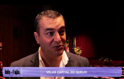 """Lançamento da marca """" Velas, Capital do Queijo""""– Ilha de São Jorge (c/ vídeo)"""