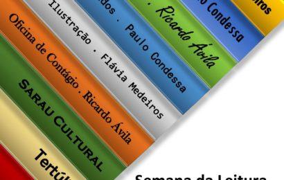 """Museu Francisco Lacerda promove """"Semana da Leitura"""" – 14 a 18 de maio de 2018 – Temática: Ler é Prazer – (Ilha de São Jorge)"""