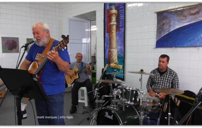 """""""PIETER ADRIAANS & AMIGOS"""" – FESTIVAL FRINGE SÃO JORGE – Ilha de São Jorge (c/ vídeo)"""