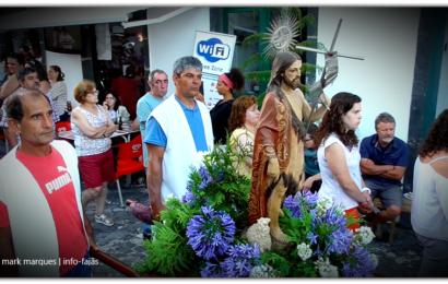 PROCISSÃO NO ARRAIAL DE SÃO JOÃO – Vila das Velas – Ilha de São Jorge (c/ vídeo)
