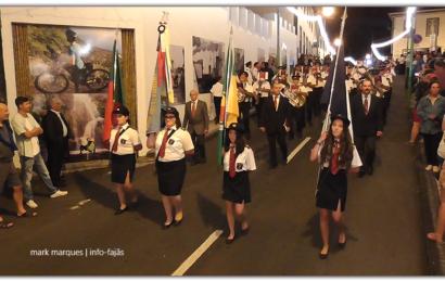 CLUBE UNIÃO DESFILA NO FESTIVAL DE JULHO 2018 – Vila da Calheta / Ilha de São Jorge (c/ vídeo)