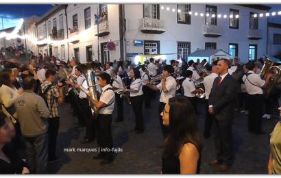 ESTÍMULO DESFILA NO FESTIVAL DE JULHO 2018 – Vila da Calheta / Ilha de São Jorge (c/ vídeo)