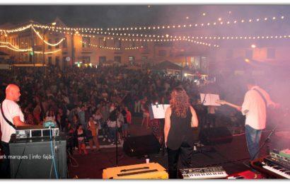 """BANDA JORGENSE """"CONEXÃO"""" – FESTIVAL DE JULHO 2018 – Vila da Calheta – Ilha de São Jorge (c/ vídeo)"""