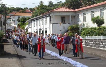"""FESTA DO BOM JESUS """"Procissão"""" – Urzelina – Ilha de São Jorge (c/ reportagem fotográfica)"""