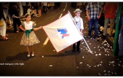 MARCHA DOS VOLUNTÁRIOS – Festival de Julho 2018 – Vila da Calheta – Ilha de São Jorge (c/ vídeo)