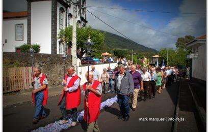 PROCISSÃO DO SENHOR BOM JESUS – Urzelina – Ilha de São Jorge (c/ vídeo)