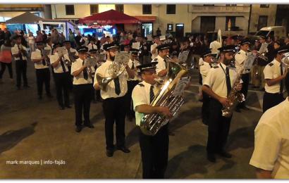 RECREIO TOPENSE DESFILA NO FESTIVAL DE JULHO 2018 – Vila da Calheta / Ilha de São Jorge (c/ vídeo)