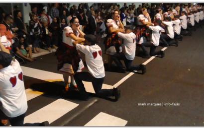 """MARCHA """"ROSAIS TERRA DE TRADIÇÕES"""" – 31ª SEMANA CULTURAL DAS VELAS – Ilha de São Jorge (c/ vídeo)"""