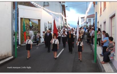 RECREIO DOS LAVRADORES DESFILA NO FESTIVAL DE JULHO 2018 – Vila da Calheta / Ilha de São Jorge (c/ vídeo)