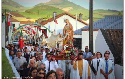 """""""PROCISSÃO"""" FESTA DE SANTA ANA – Beira / Velas – Ilha de São Jorge (c/ vídeo)"""
