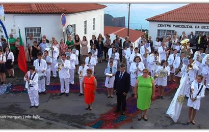 BANDA DE SANTO AMARO SAÚDA SANTA ANA – Beira / Velas – Ilha de São Jorge (c/ vídeo)