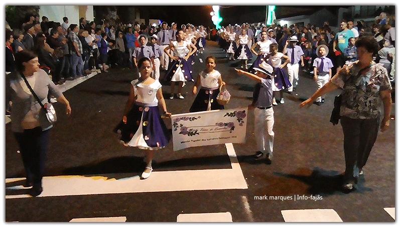 """MARCHA DA SOCIEDADE FILARMÓNICA RECREIO TERREIRENSE (MANADAS) """"MINHA TERRA DE ENCANTOS"""" – 31ª SEMANA CULTURAL DAS VELAS – Ilha de São Jorge (c/ vídeo)"""