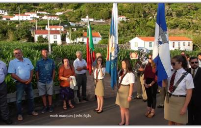 UNIÃO POPULAR SAÚDA Nª SRª DO CARMO – Fajã dos Vimes – Ilha de São Jorge (c/ vídeo)