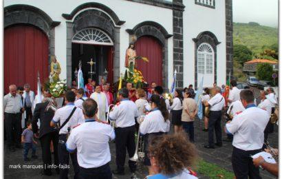 UNIÃO URZELINENSE SAÚDA O SENHOR BOM JESUS – Urzelina – Ilha de São Jorge (c/ vídeo)