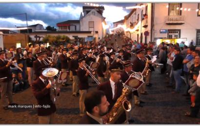 UNIÃO POPULAR DESFILA NO FESTIVAL DE JULHO 2018 – Vila da Calheta / Ilha de São Jorge (c/ vídeo)