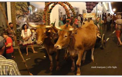 """CORTEJO ETNOGRÁFICO """" NA ROTA DA AGRI-CULTURA"""" – Festival de Julho 2018 – Vila da Calheta / Ilha de São Jorge (c/ vídeo)"""