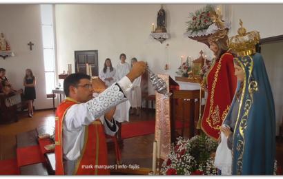 GRUPO CORAL ENTOA O HINO DO SENHOR BOM JESUS – Cruzal / Santo Antão – Ilha de São Jorge (c/ vídeo)