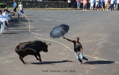 TOURADA À CORDA – FESTAS DE ROSAIS / 2018 – Ilha de São Jorge (c/ reportagem fotográfica)