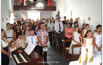 MISSA – FESTA DE Nª SRª DA ENCARNAÇÃO – Ribeira do Nabo / Urzelina – Ilha de São Jorge (c/ vídeo)